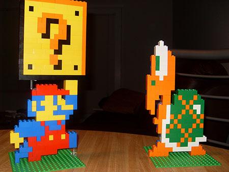 Super Lego Bros.